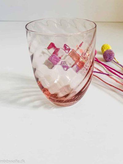 anna von lipa swirl glass in pink pink