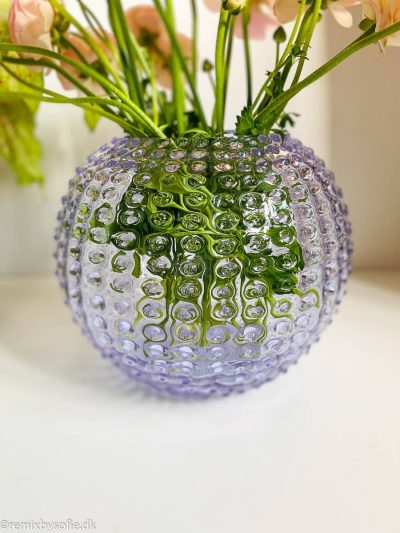 anna von lipa pindsvine vase 24 cm