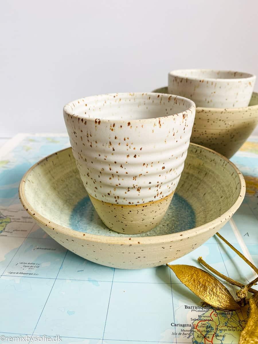 émber keramik, keramikskål, keramikkop, pottery