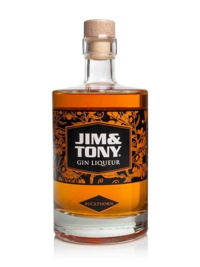 ginlikør, likør, jim og tony, gin