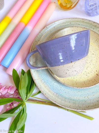 émber, émber keramik, keramik, keramik kop, cappchino kop, keramik hånddrejet
