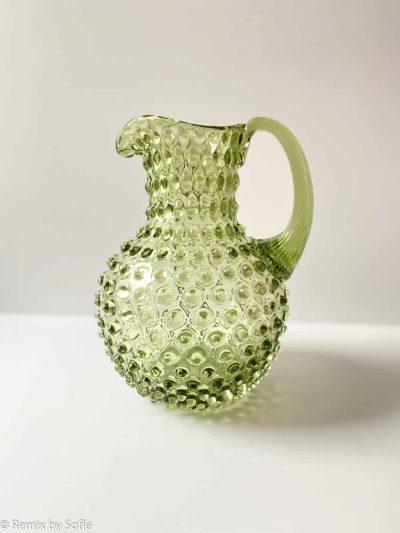 jarra de vidrio, jarra en vidrio, vitral, jarra, anna von lipa, vaso de erizo, jarra de erizo, jarra de erizo, jarra de 2 litros, jarra de anna von lipa, jarra en vaso de erizo, jarra de agua, jarra para agua, clavo, jarra en clavo