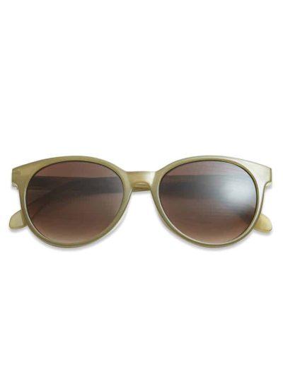 remix by sofie, have a look, solbriller, have a look solbriller, solbriller uden styrke, city, mosgrøn, grønne solbriller