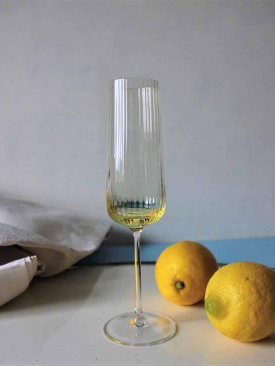 anna von lipa, champagnefljøjte