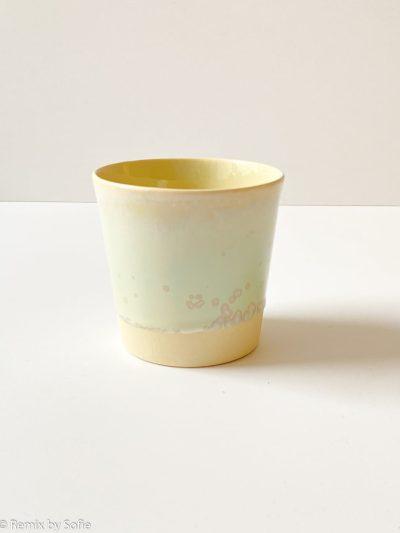 kop, kaffekop, porcelænskop, lena glas, borddækning