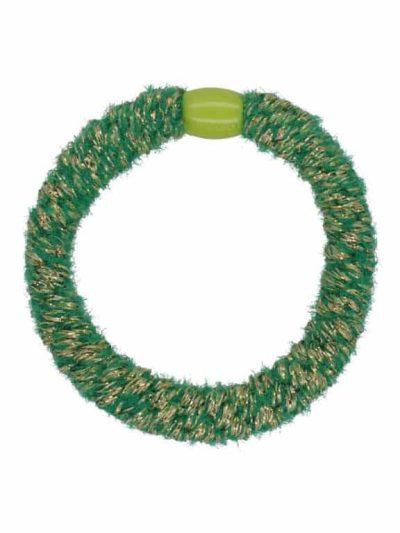 remix by sofie, bow's by stær, elastikker, braided hairties, elastik, hårpynt, hårelastikker, hårelastik, fluffy elastik, fluffy hårelastik, grøn elastik,