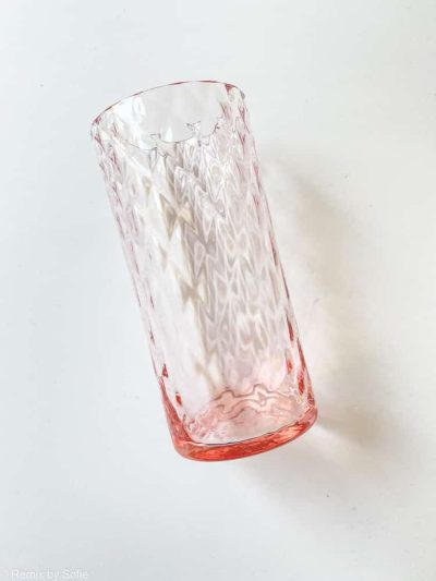 anna von lipa glas, remix by sofie,sjus glas, drinksglas, drinks glas, sofia glas