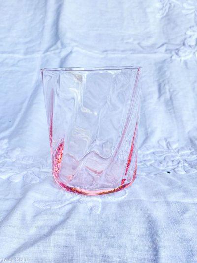 london glas, vandglas, vand glas, drikkeglas, anna von lipa glas, glas, mundblæst glas, london glas, drinks glas, glas til gin og tonic, whisky glas, remix by sofie, borddækning, tableware