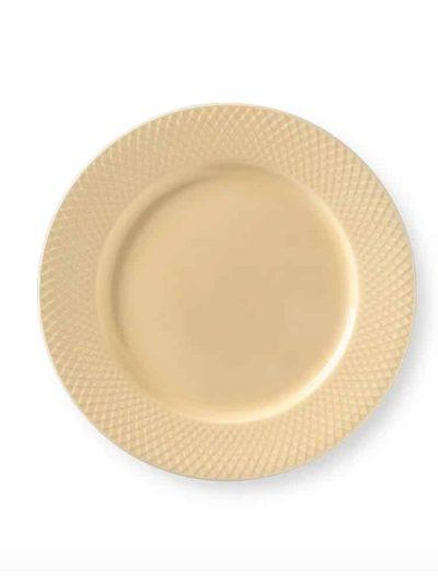 remix by sofie, lyngby porcelæn, rhombe, rhome tallerken, rhombe middagstallerken, middagstallerken,