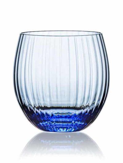 remix sjusglas lyseblå, mundblæst glas, tethys, vand glas, drikke glas, drinks glas