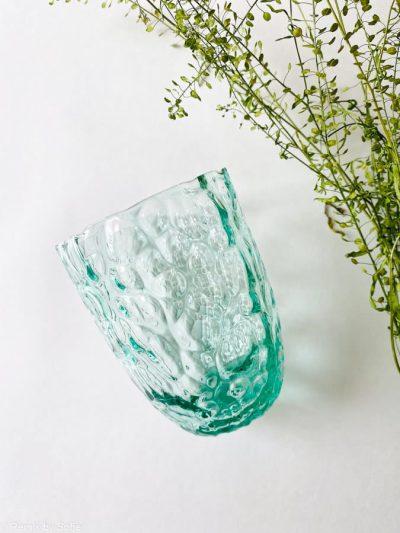 ice glas beryl ,mix and match glas, anna von lipa glas, anna von lipa forhandler, borddækning, mundblæste glas, bohemain glas, remix by sofie, vandglas, remix by sofie, drikkeglas
