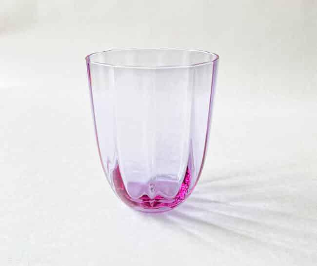 remix, by sofie, anna von lipa forhandler,straight glas, anna von lipa mix & match, swil glas, wawe glas, harlekin glas, tumbler, vand glas, drikkeglas, drinking glass, farvet glas, boliginteriør, borddækning, glas fra anna von lipa